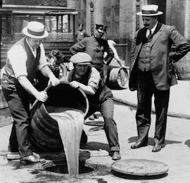 Prohibition, Blues, Jug Music