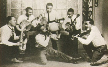 Image result for Clifford Hayes' Louisville Stompers