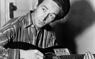 """Woody Guthrie – """"Tear The Fascists Down"""""""