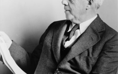 AS OF JANUARY 1, 2019, THESE ROBERT FROST POEMS ARE PUBLIC DOMAIN