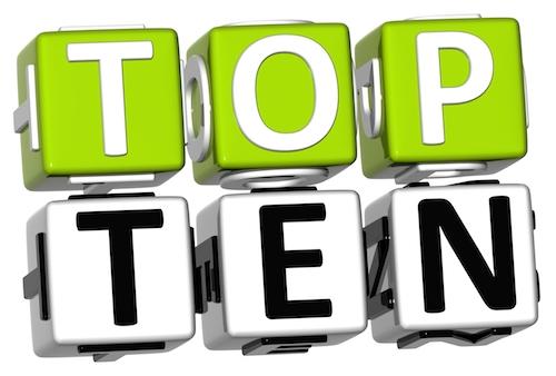 Top Ten | Public Domain 4U
