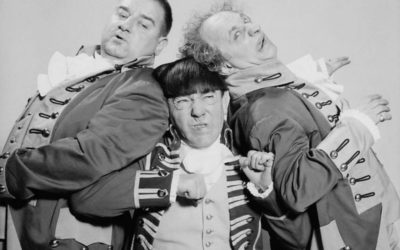 THE FOUR PUBLIC DOMAIN THREE STOOGES VIDEOS